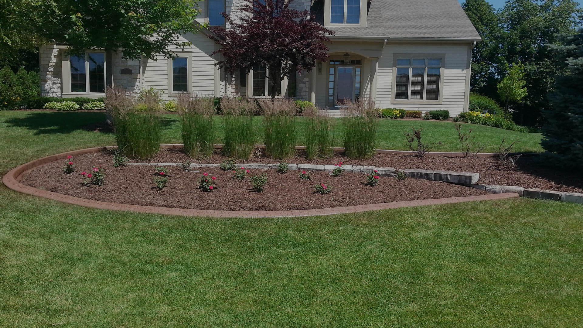 JL Property Services, LLC Landscaping, Fertilization and Concrete Edging slide 1